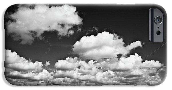 North Sea iPhone Cases - Beach Far and Wide iPhone Case by Heiko Koehrer-Wagner