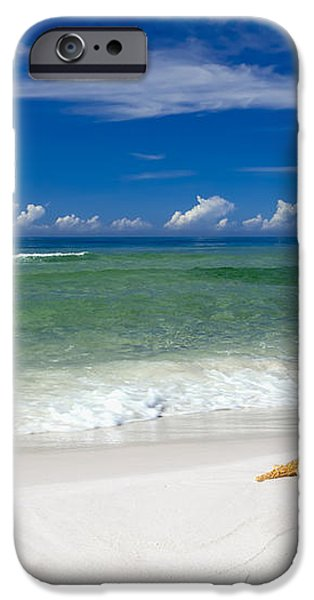 Beach Splendour iPhone Case by Janet Fikar