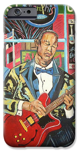Beale Street iPhone Case by John Keaton