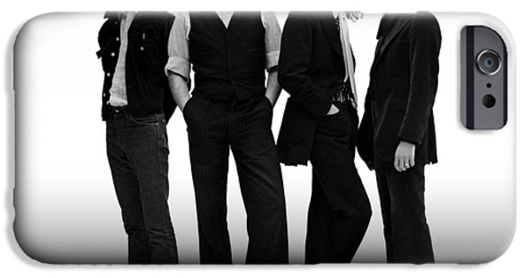 Beatles iPhone Cases - Beatles 1968 iPhone Case by Movie Poster Prints