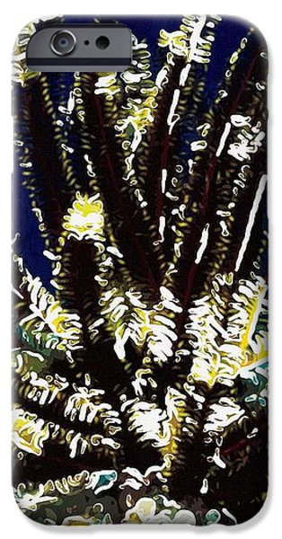 Beautiful marine plants 10 iPhone Case by Lanjee Chee