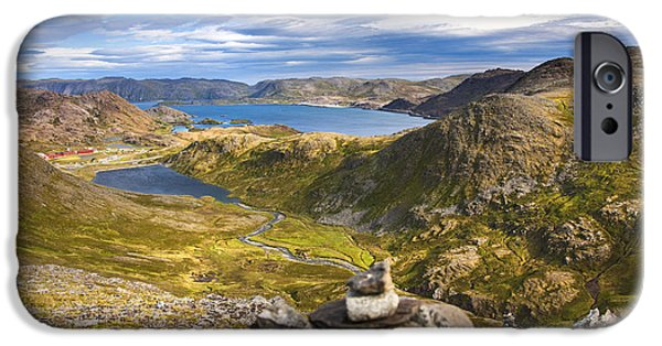 Norway iPhone Cases - Beautiful Norway iPhone Case by Sandra Rugina