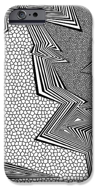 Virtual iPhone Cases - Before Three iPhone Case by Douglas Christian Larsen