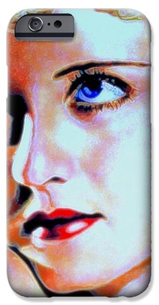 Bette iPhone Case by WBK