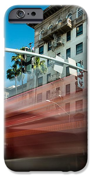Beveryly Hills Two iPhone Case by Josh Whalen