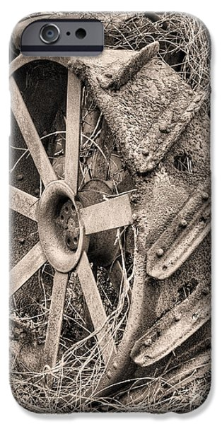 Big Iron II iPhone Case by JC Findley