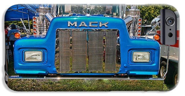 Business Photographs iPhone Cases - Big Mack iPhone Case by Allen Beatty