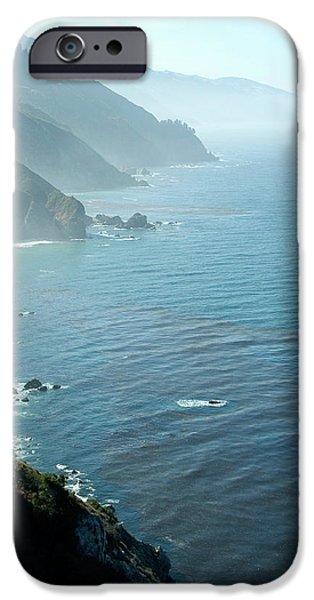 Big Sur Majesty iPhone Case by Charlene Mitchell