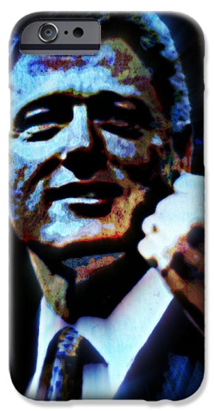 President iPhone Cases - Bill iPhone Case by Wbk