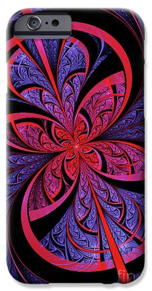 Bipolar iPhone Case by John Edwards
