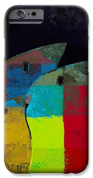 Dirty Digital iPhone Cases - Birdies - c2t1v4 iPhone Case by Variance Collections