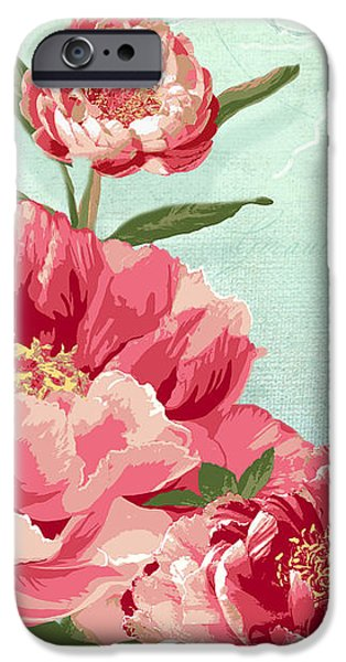Blossom Mixed Media iPhone Cases - Birds of the Sky - Inspirational iPhone Case by Audrey Jeanne Roberts