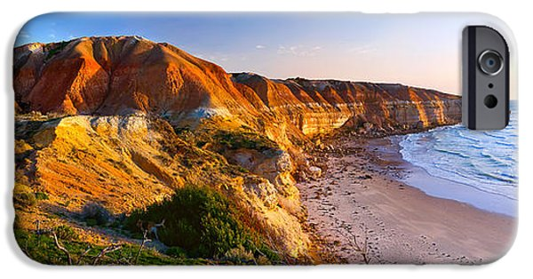 Fleurieu Peninsula iPhone Cases - Blanche Point iPhone Case by Bill  Robinson