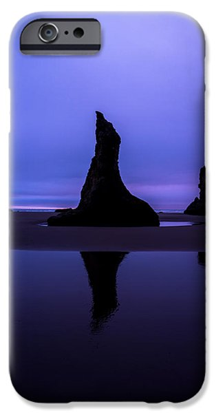 Beach iPhone Cases - Blue Magic iPhone Case by Dustin  LeFevre
