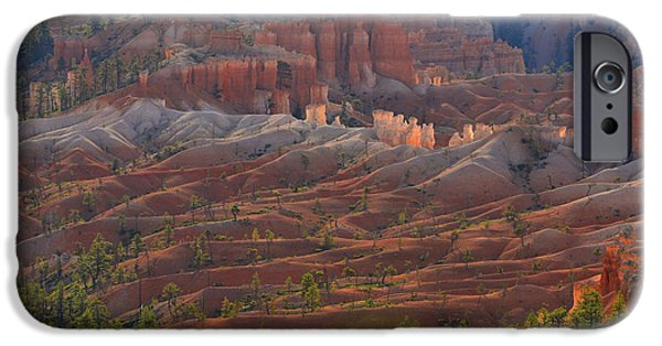 Boat iPhone Cases - Boat Mesa At Sunrise iPhone Case by Stephen  Vecchiotti