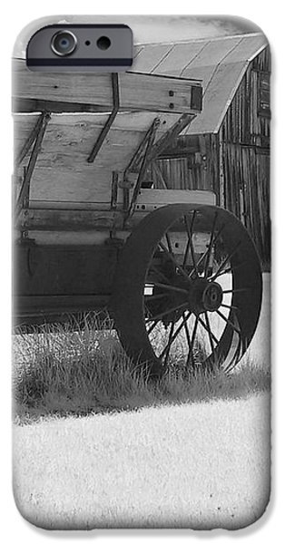 Bodie CA - Praise the Lord and pass the ammunition iPhone Case by Christine Till
