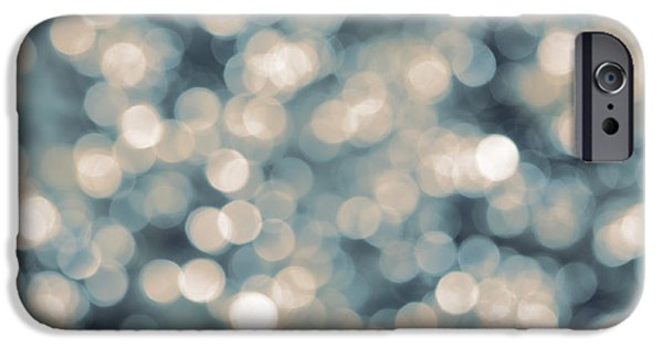 Bokeh iPhone Cases - Bokeh Background iPhone Case by Amanda And Christopher Elwell