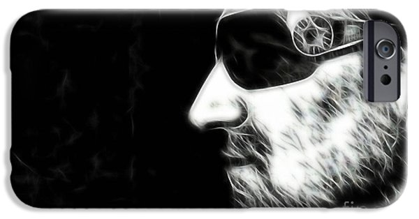 U2 iPhone Cases - Bono U2 Collection iPhone Case by Marvin Blaine
