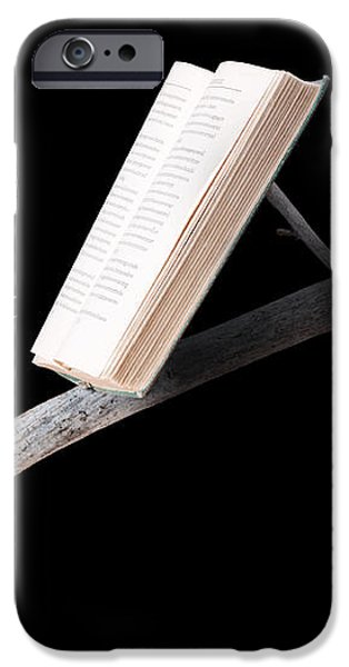 Book Worm iPhone Case by Cindy Singleton