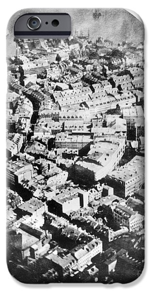 Boston 1860 iPhone Case by Granger