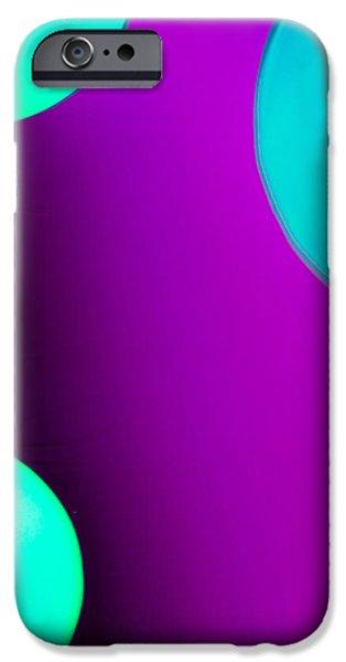 Shape iPhone Cases - Bounce iPhone Case by Az Jackson