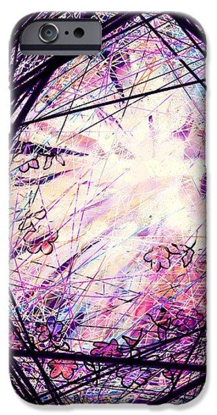 Breakdown iPhone Case by Rachel Christine Nowicki