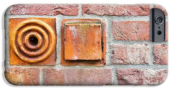 Aging iPhone Cases - Brickwork iPhone Case by Tom Gowanlock