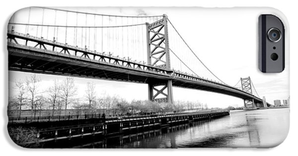 Design iPhone Cases - Bridging the Gap iPhone Case by Greg Fortier