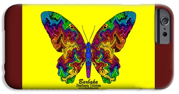 444 iPhone Cases - Bright Transformation iPhone Case by Barbara Tristan
