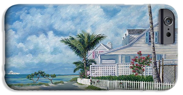 Recently Sold -  - White House iPhone Cases - Briland Breeze iPhone Case by Danielle  Perry