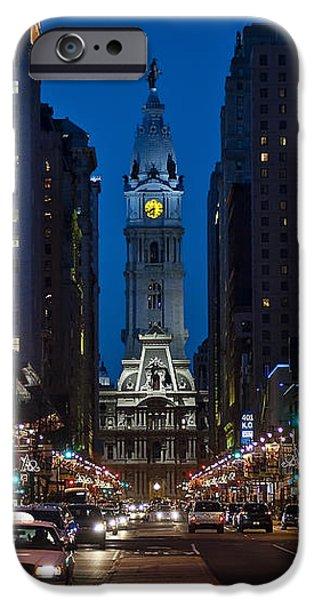 Broad Street iPhone Case by John Greim