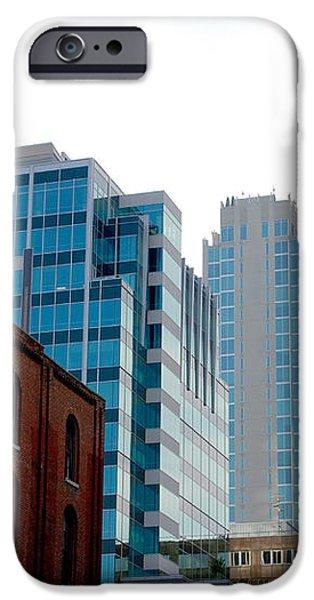 Broadway Nashville TN iPhone Case by Susanne Van Hulst