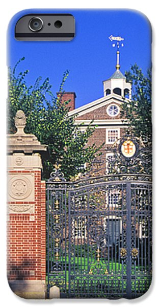 Brown University iPhone Case by John Greim