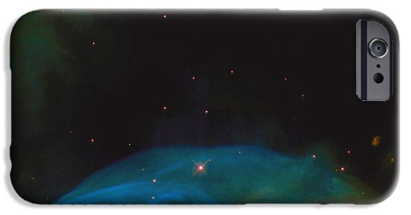 Stellar iPhone Cases - Bubble Nebula iPhone Case by Space Telescope Science Institute / NASA