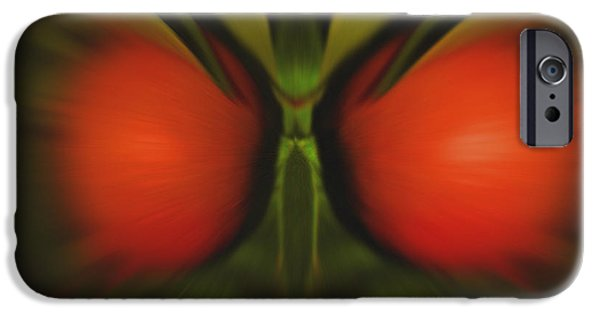 Technology iPhone Cases - Bug Eyes iPhone Case by Roberta Byram
