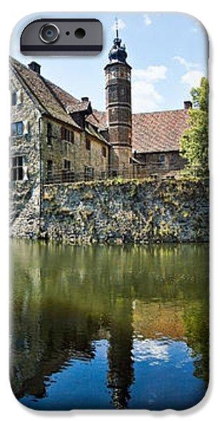 Burg Vischering iPhone Case by Dave Bowman