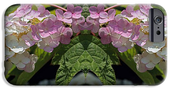 Abstract Digital Photographs iPhone Cases - Busy Bee Takes A Break two iPhone Case by Daniel Unfried