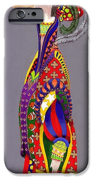 Indian Runner Duck iPhone Cases - ButterDuck iPhone Case by KJ Swan