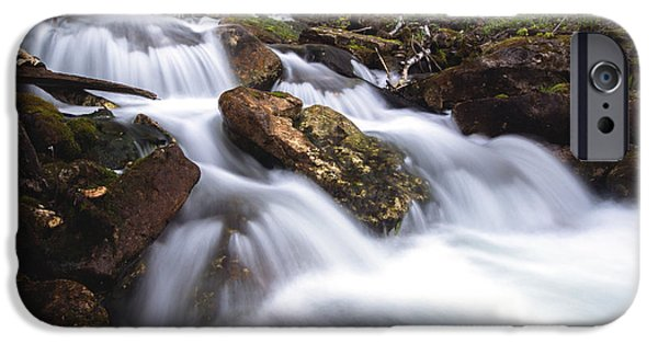 Cabot iPhone Cases - Cabot Head Waterfall iPhone Case by Cale Best
