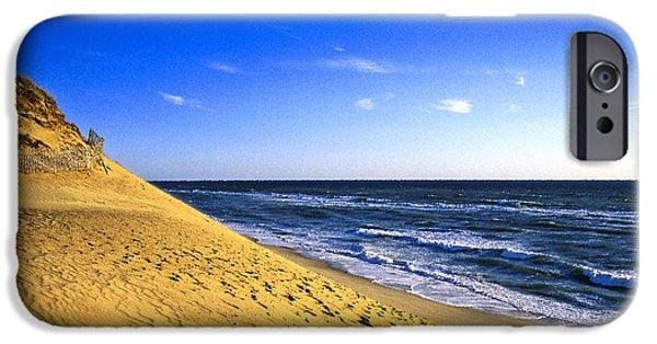Cape Cod iPhone Cases - Cahoon Beach iPhone Case by John Greim