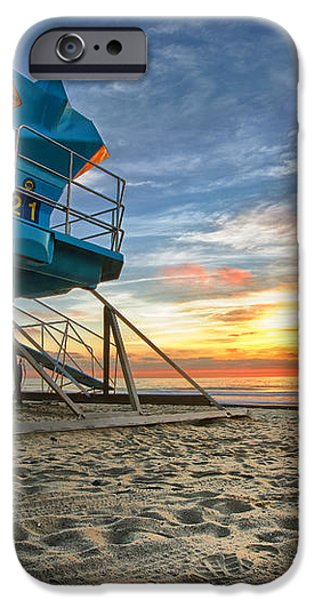 California Dreaming iPhone Case by Larry Marshall