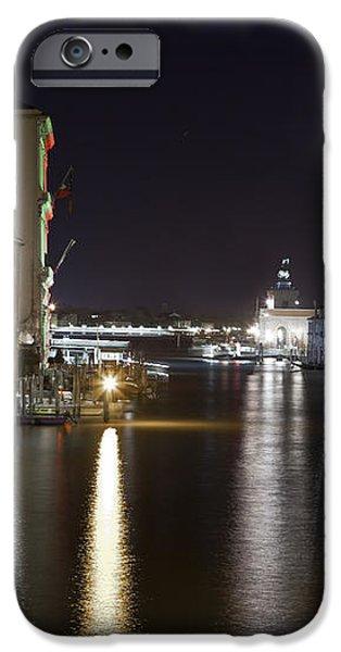 Canal Grande - Venice iPhone Case by Joana Kruse