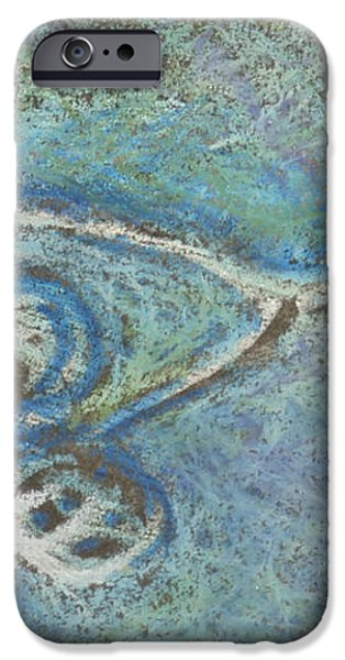 Canna Seed series 2 iPhone Case by Diana Davenport