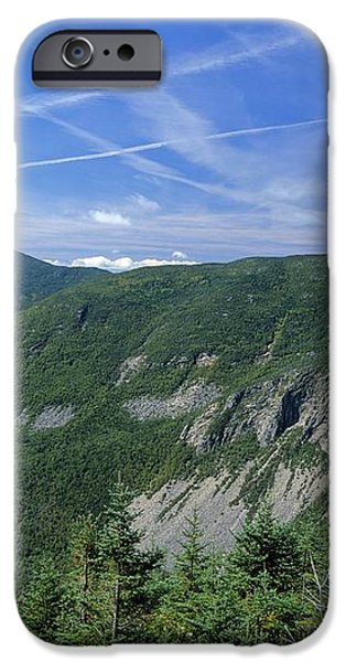 Cannon Mountain - White Mountains New Hampshire USA iPhone Case by Erin Paul Donovan