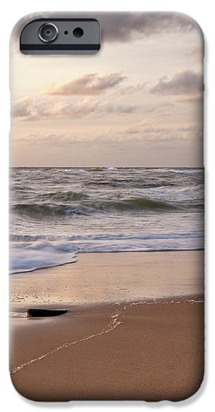 Cape Cod Sunrise 1 iPhone Case by Susan Cole Kelly