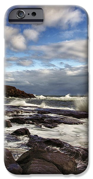 Cape Neddick Maine iPhone Case by Rick Berk