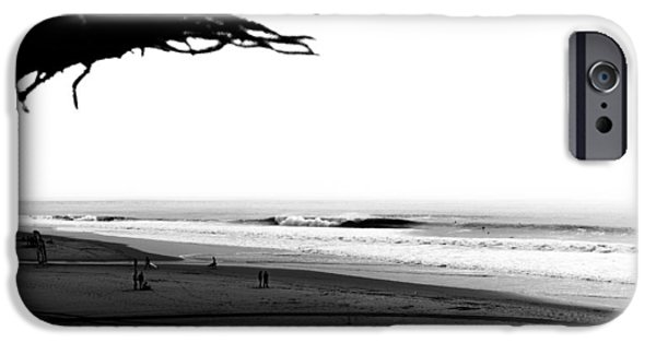 Board iPhone Cases - Carcavelos  iPhone Case by Hugo  Silva