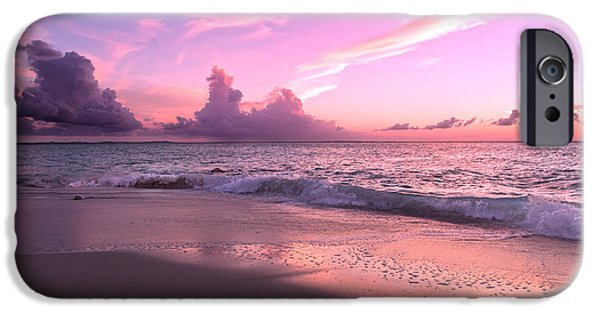 Cutler iPhone Cases - Caribbean Tranquility  iPhone Case by Betsy C  Knapp