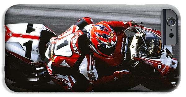 Recently Sold -  - Circuit iPhone Cases - Carl Fogarty iPhone Case by Don Hooper