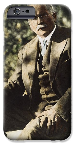20th iPhone Cases - Carl G. Jung  iPhone Case by Granger